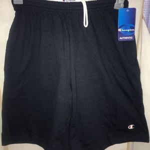 Champion Authentic Shorts with POCKETS!
